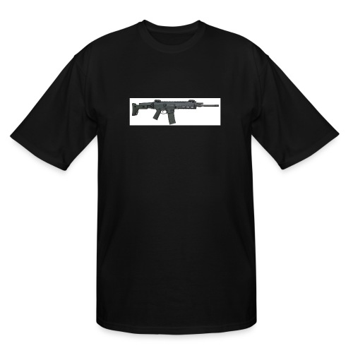 274DCA6D F340 4D0F 85CA FAC6F71A3998 - Men's Tall T-Shirt