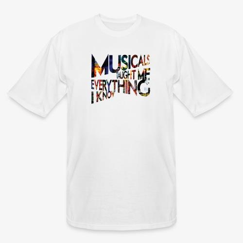 MTMEIK Broadway - Men's Tall T-Shirt