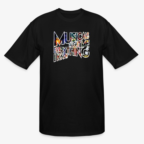 MTMEIK Broadway - Men's Tall T-Shirt