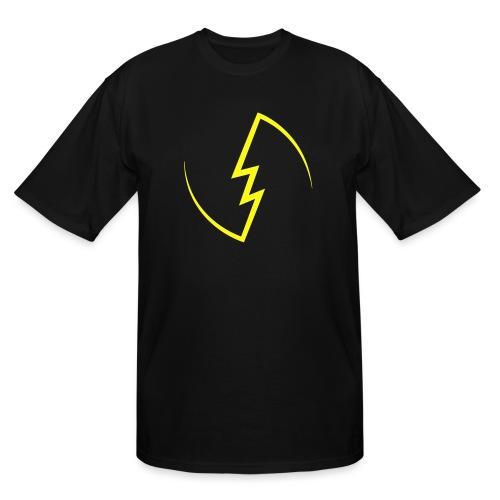 Electric Spark - Men's Tall T-Shirt