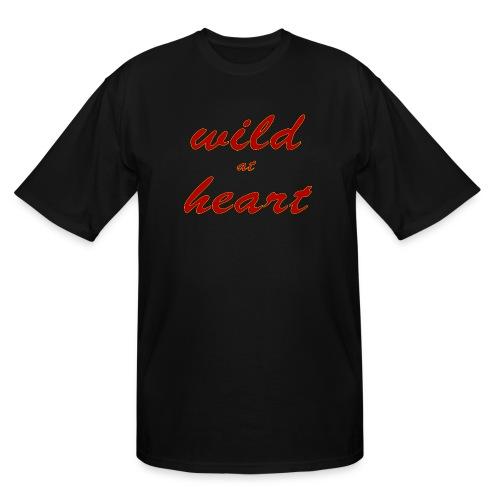 wild at heart - Men's Tall T-Shirt