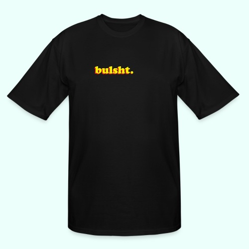 BulSht. Logo - Men's Tall T-Shirt