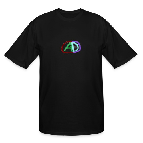 hoodies with anmol and daniel logo - Men's Tall T-Shirt