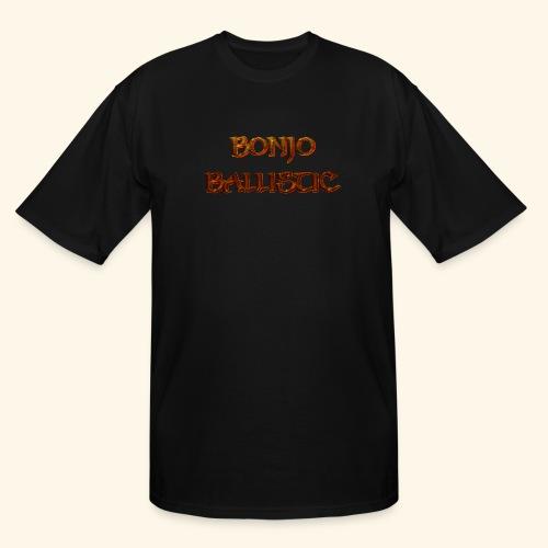 BonjoBallistic - Men's Tall T-Shirt