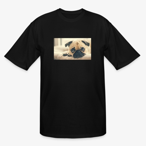 Pug - Men's Tall T-Shirt