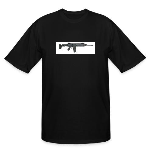 destruction TOM - Men's Tall T-Shirt