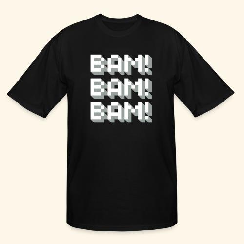 Bam! Bam! Bam! - Men's Tall T-Shirt