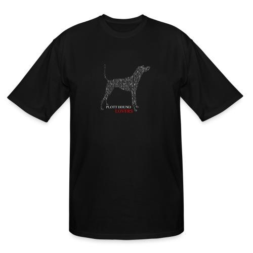 Plott Hound Lovers - Men's Tall T-Shirt