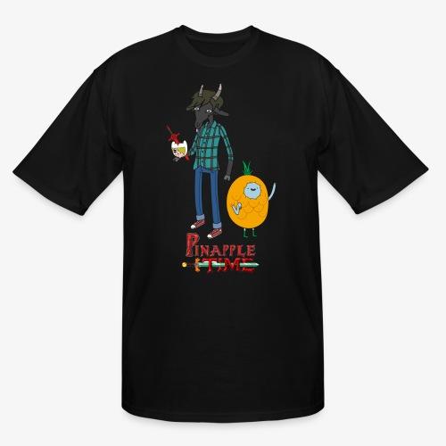 Pinapple Time Inside Joke T-Shirt - Men's Tall T-Shirt
