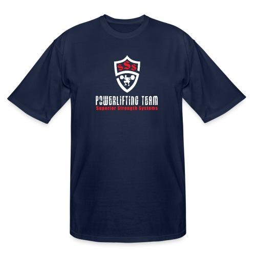 Powerlifting Team - Men's Tall T-Shirt