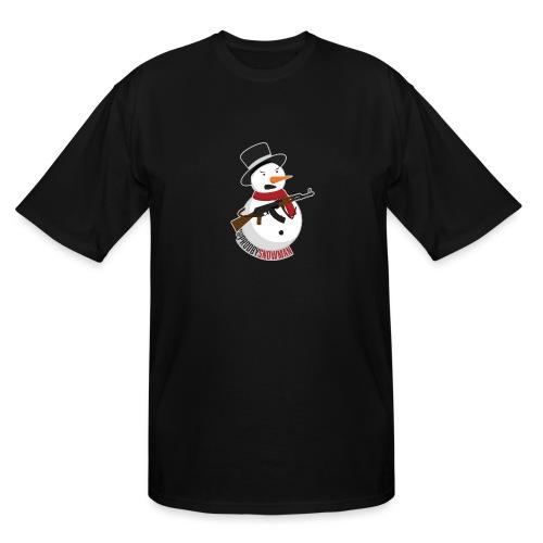 PRODBYSNOWMAN - Men's Tall T-Shirt
