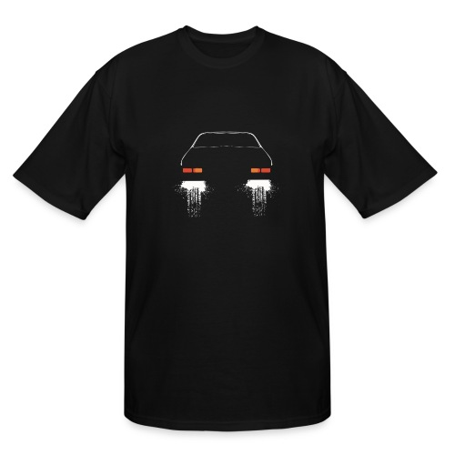 HQ BURNOUT - Men's Tall T-Shirt