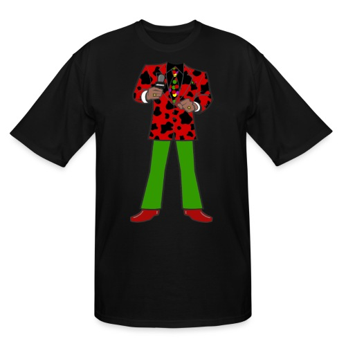 The Red Cow Suit - Men's Tall T-Shirt