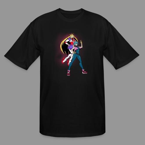 Allenby and Nobel Gundam - Men's Tall T-Shirt