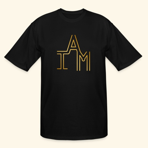 I AM #2 - Men's Tall T-Shirt