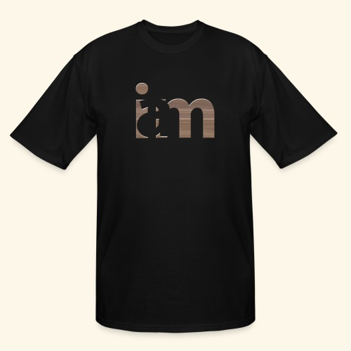 I AM #1 - Men's Tall T-Shirt