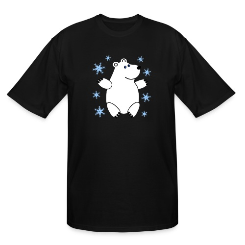 Icebear - Men's Tall T-Shirt