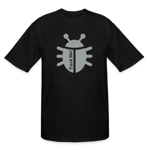 Tracking Bug - Men's Tall T-Shirt