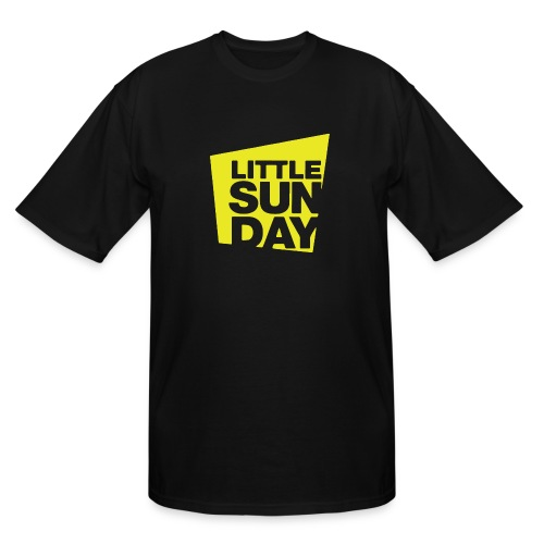 littleSUNDAY Official Logo - Men's Tall T-Shirt