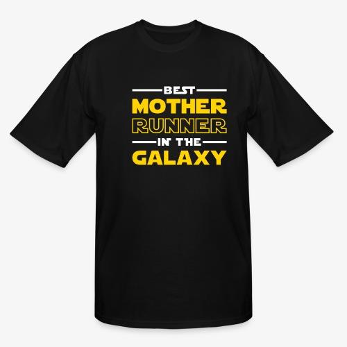 Best Mother Runner In The Galaxy - Men's Tall T-Shirt