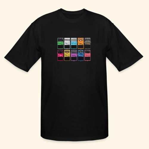 Effects Pedals - Men's Tall T-Shirt