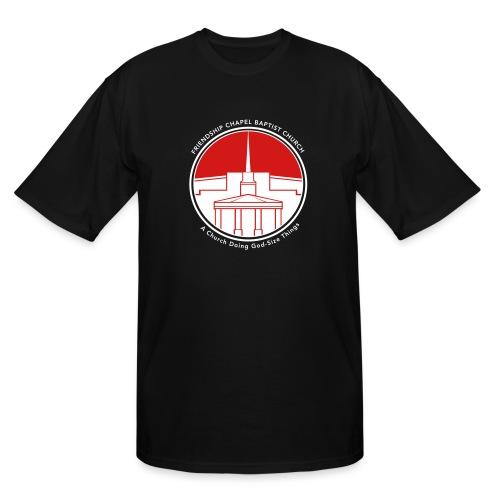 Building art v3color T - Men's Tall T-Shirt