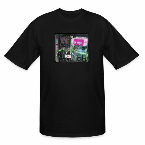 Control Panel - Men's Tall T-Shirt