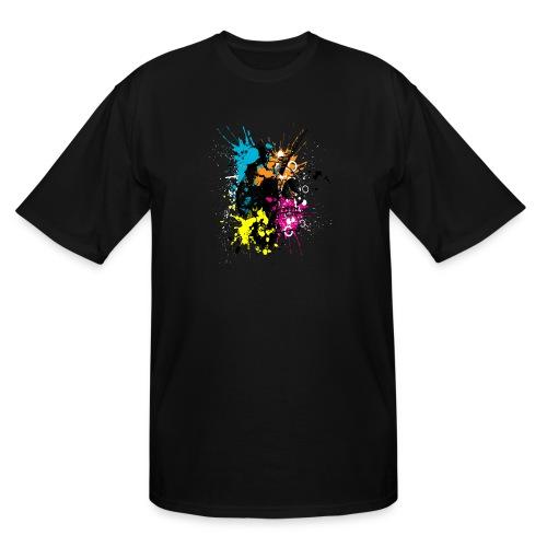 Unicorn Skull - Men's Tall T-Shirt