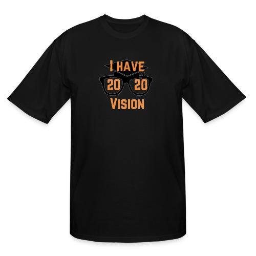 Class of 2020 Vision - Men's Tall T-Shirt