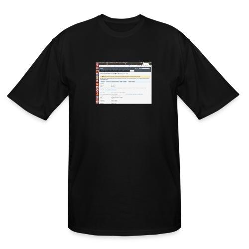 Screenshot from 2016 09 07 02 14 53 - Men's Tall T-Shirt