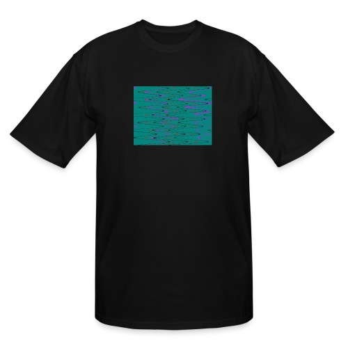 DewMahCrew Abstract Mens T Shirt - Men's Tall T-Shirt