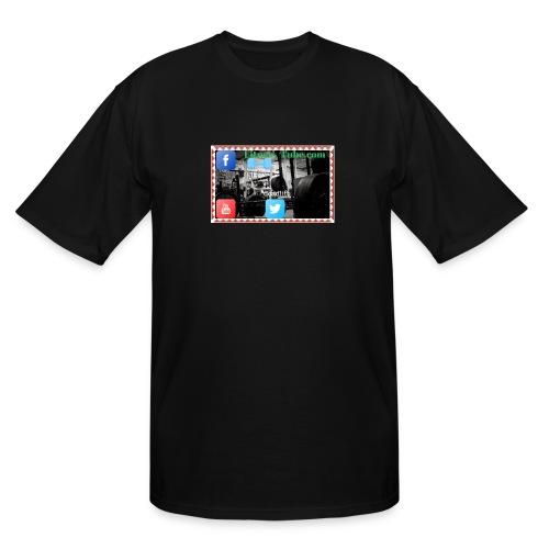 gym199 1 - Men's Tall T-Shirt