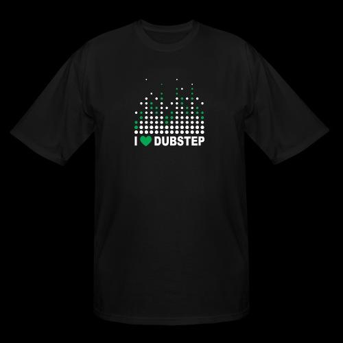 I heart dubstep - Men's Tall T-Shirt