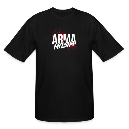 arma milsim2 - Men's Tall T-Shirt