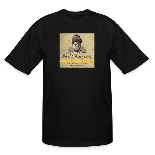Ida's Legacy Full Color Art - Men's Tall T-Shirt