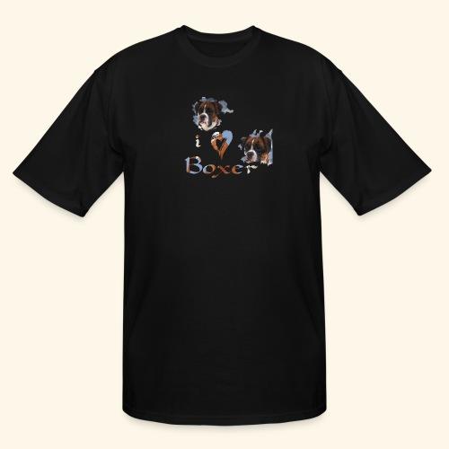 Boxer - Men's Tall T-Shirt