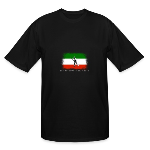 Patriote 1837 1838 - Men's Tall T-Shirt