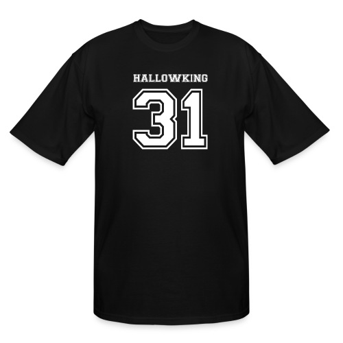 Halloween Hallowking - Men's Tall T-Shirt