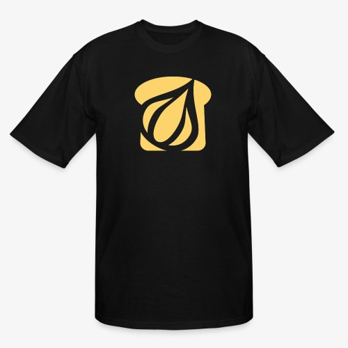 Garlic Toast - Men's Tall T-Shirt
