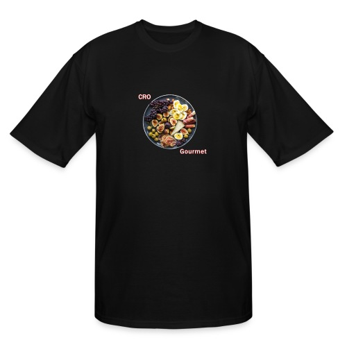 Croatian Gourmet - Men's Tall T-Shirt