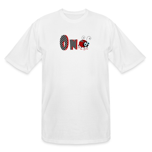 1nd Year Family Ladybug T-Shirts Gifts Daughter - Men's Tall T-Shirt