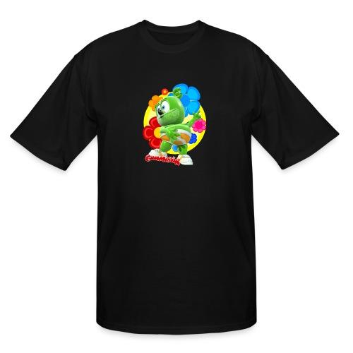 Gummibär Flowers - Men's Tall T-Shirt