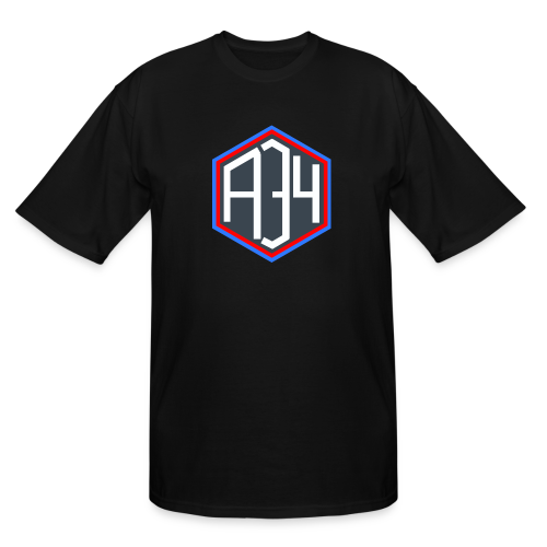 Adrian 34 LOGO - Men's Tall T-Shirt