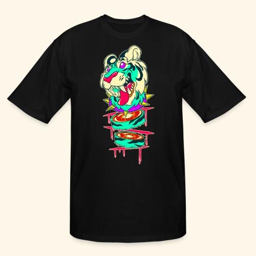 - Decaptiger - - Men's Tall T-Shirt