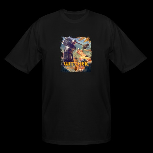 The Witcher 3 - Griffin - Men's Tall T-Shirt