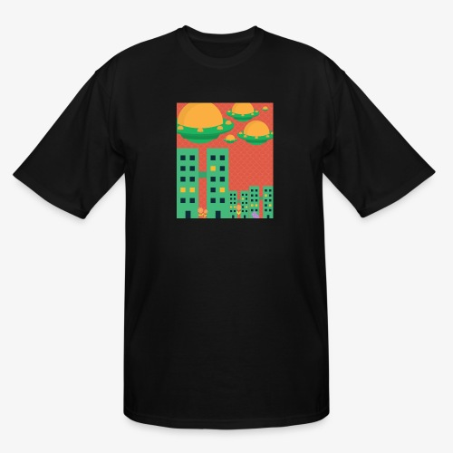 wierd stuff - Men's Tall T-Shirt