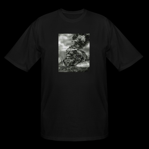 timezone - Men's Tall T-Shirt