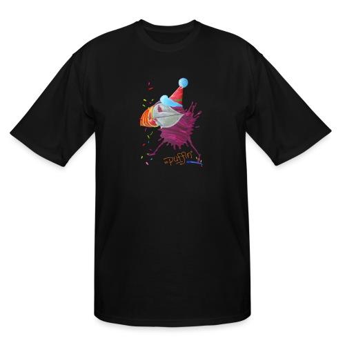 MR. PUFFIN - Men's Tall T-Shirt