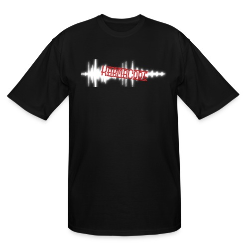 KarmaCode - Cover Band - Men's Tall T-Shirt