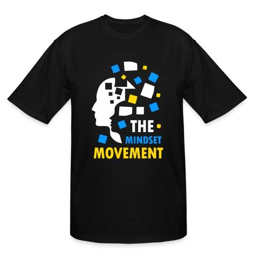 Mindset DesinHD Copy png - Men's Tall T-Shirt